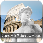 Beginner Italian - Learn with Pictures and Video for iPad