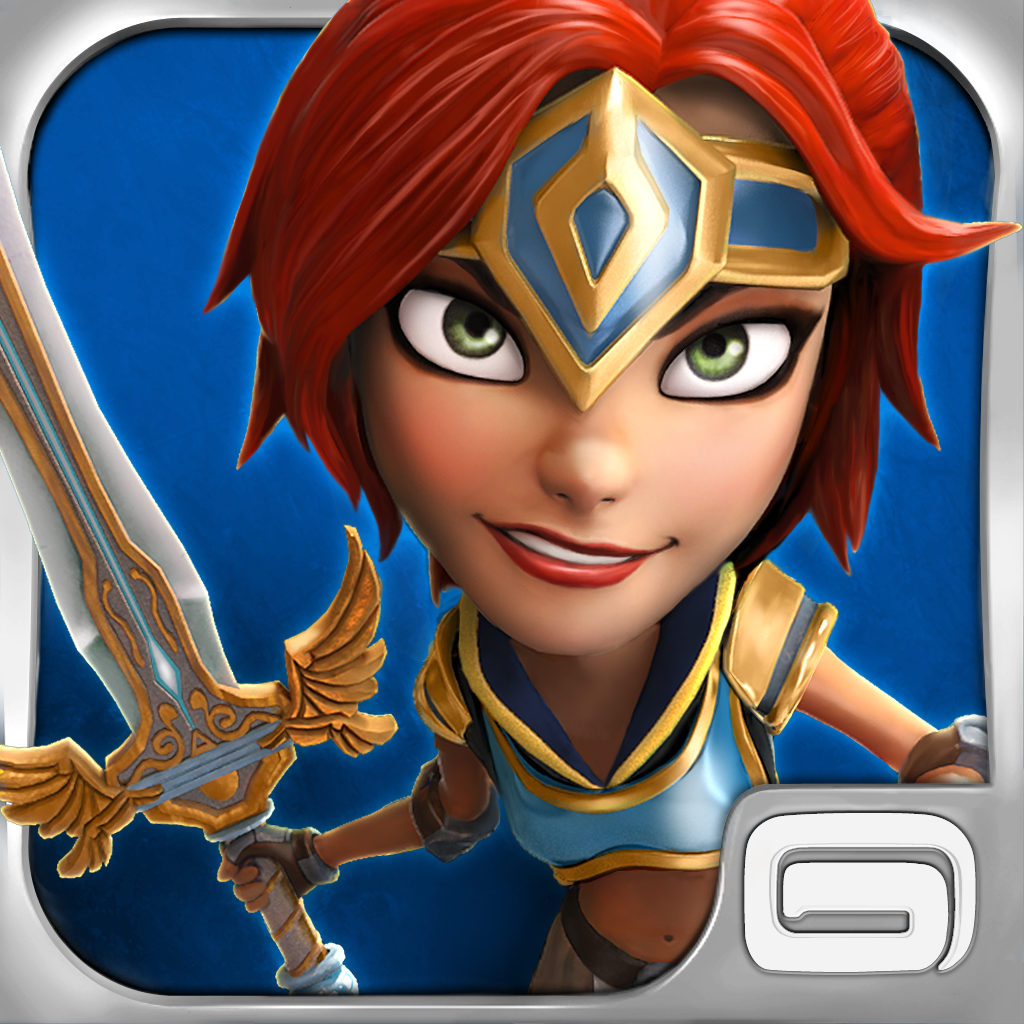 Kingdoms & Lords - Erlebe strategische Schlachten! iOS